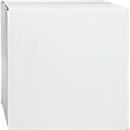 Weiße Wellpapp-Faltkartons, 1-wellig, 300 x 300 x 300 mm
