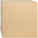 Wellpapp-Faltkartons, 1-wellig, 450 x 450 x 450 mm