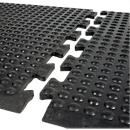 Werkplekmat Bubblemat Standard, modulefunctie eindmat, 600 x 900 mm