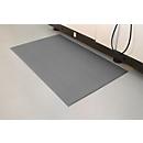 Werkplekmat Orthomat® Anti-Fatigue, grijs, m1 x B 900 mm