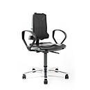 Werkstoel Sintec 160, bekleding van integraalschuim
