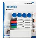 Whiteboard-BASIC-set Legamaster 7-125100, markers, wisser, reiniger, magneet, 10-delig