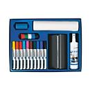 Whiteboard-PROFESSIONAL-Set Legamaster 7-125500, Komplettset, Marker, Reiniger, Magnet, 27-teilig