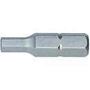 WIHA zeskant bit 1/4 inch C 6,3 SW 2,5 mm 25 mm uitvoering Z