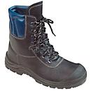 Winter-Sicherheits-Stiefel WORTEC SCOTT, S3, Stahlkappe, gefüttert, Größe 39