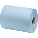 WYPALL* Wischtuch L-30 ULTRA + Großrolle, aus Airflexmaterial, 750 Tücher, 3-lagig, blau