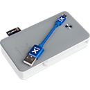 Xtorm Power BankTravel 6700, 6700 mAh Akku, herausnehmbares Micro USB Kabel
