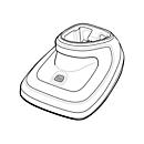 Zebra CR8178-PC Presentation Cradle - Docking Cradle für Strichcode-Scanner