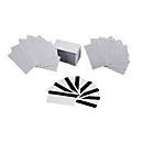 Zebra Premier Plus - Karten - 100 Karte(n) (Packung mit 5)