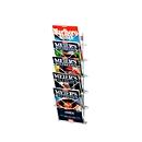 Zeitschriftenhalter, 260x700, 5 Fächer