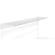 Etagenbord Serie TPB, Breite 1500 mm, aus Stahl, f. Packtische Serie TPB