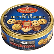 Jacobsens Butter Cookies, 500 g