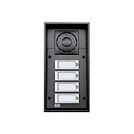 2N IP Force 4 Buttons & 10 W Loudspeaker - IP-Intercom-Station