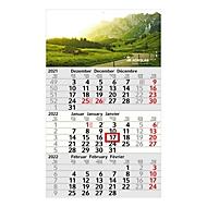 3-Monats-Kalender, Standard, Standard