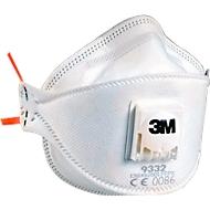 3M Atemschutzmaske 9332 FFP3 mit Cool Flow Ausatemventil