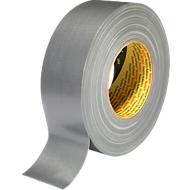 3M™ Premium Gewebe-Klebeband, 50 mm x 50 m, silber