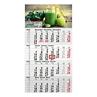 4-Monats-Kalender, Standard, Standard, Auswahl Werbeanbringung erforderlich