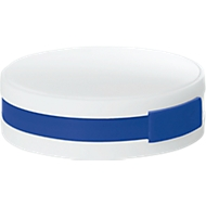 4 Poort USB-Hub, Roundhub, wit/blauw