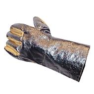 5-Finger Hitzeschutz-Handschuh Luna 43 cm lang