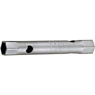 6-Kant-Rohr-Steckschl. 16x17 mm Cr-Mo