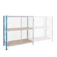 Aanbouwstelling EPSIVOL, 2500 x 1800 x 600 mm, 3 niveaus