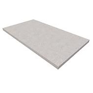 Abdeckplatte SOLUS PLAY, f. Anstellcontainer SOLUS PLAY, B 800 x T 500 mm, Ceramic grey