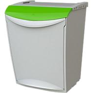 Abfallbehälter Öko Fancy, 25 L, grün