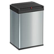 Abfallbox Big-Box® Swing, 40 l, silber