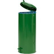 Abfallsammler Kompakt, H 1000 x ø 500 mm