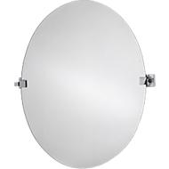 Acryl-Spiegel, oval, Stärke 3 mm