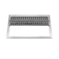 Afgeschuind aluminium frame, 585 x 385 mm