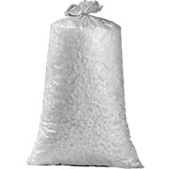 Afvalzakken universeel HDPE, 70 liter, transparant, 250 stuks