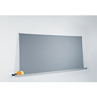 Agiles Pinboard Sigel Business meet up, Hoch- & Querformat, pinnbar, beklebbar, statisch, B 900 x H 1800 mm