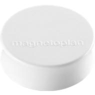 Aimants Ergo ,,Large'', blanc, 10 pièces