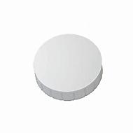 Aimants SOLID, ∅ 38 x 15,5 mm, blanc, 10 pièces