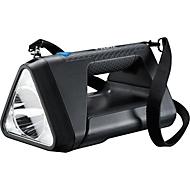 Akku-Handstrahler VARTA Work Flex, Cree LED + mittelstarke LEDs, 3 Leuchtmodi, IPX4, inkl. Ladekabel