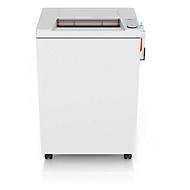 Aktenvernichter Ideal 4002 CC, Partikelschnitt 2 x 15 mm, P-5, 165 l, 13-18 Blatt Schnittleistung, mit Öleinspritzung