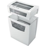 Aktenvernichter Leitz IQ Home Office, Partikelschnitt 4 x 28 mm, P4, 23 l, 10-11 Bl., Antipapierstau