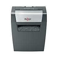 Aktenvernichter Rexel Momentum X308, Partikelschnitt 5 x 42 mm, P-3, 15 l, 8 Blatt Schnittleistung