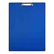ALCO Klemmbrett, DIN A3 hoch, Kunststoff, blau