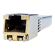 Allied Telesis AT AT-SP10T - SFP+-Transceiver-Modul - 100Mb LAN, GigE, 10 GigE