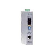 Allied Telesis Industrial Ethernet Media Converter AT-IMC100T/SCSM - Medienkonverter - 100Mb LAN