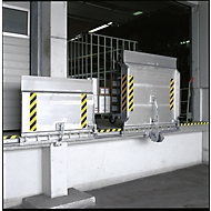 Aluminium laadbrug type SKB, type 1, 48 kg