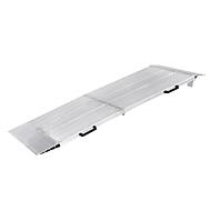 Aluminium-Verladerampen AOS-F 1, 800 x 2000 mm, 1teilig, 32 kg