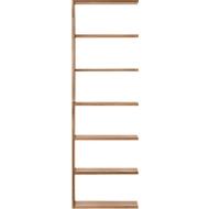 Anbauelement Pombal, für Regal Pombal, Breite 710 mm, Nussbaum