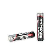 Ansmann Alkaline-Batterien Micro AAA, 4 Stück