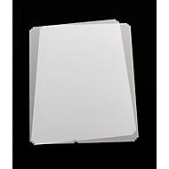 Antireflecterende beschermfolie, A1 (594 x 841 mm), 2 stuks