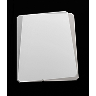 Antireflex-Schutzfolie, DIN A1, 2 Stück