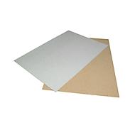 Antirutschpapier Antim 65®, 2-seitig beschichtet, Rutschwinkel über 50°, Grammatur 110 g/m², recycelbar, natronbraun