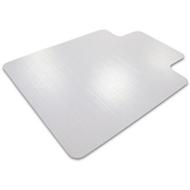 antistatische mat, puntig, met uitsparing, 900 x 1200